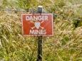 Где самая высокая минная опасность?