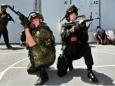 Россия и Китай демонстрируют свою военную мощь