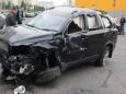 В Волгограде пенсионер на ГАЗ-21 протаранил 12 машин чиновников