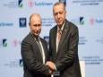 Новый подход Турции к России