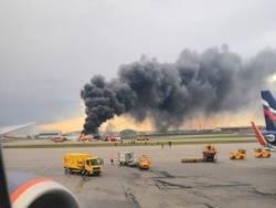 Пилот сгоревшего самолета Superjet 100 рассказал, что случилось на борту