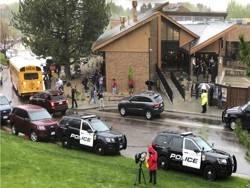 Стрельба в школе в Колорадо, США