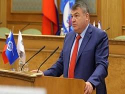 Анатолий Сердюков получил новое назначение
