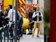 В центре Лиона на пешеходной улице прогремел взрыв