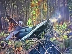 В США разбился очередной боевой самолёт