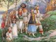 Роль каганатов (орд) в превращении народов Востока в народы Запада