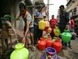 Миллионный город в Индии остался без воды