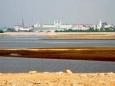 Обмелевшая Волга оставит Россию без воды