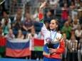 После первого дня Европейских игр у Беларуси 14 медалей