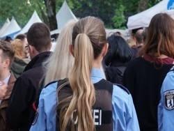 Нацисты в немецкой полиции