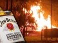 Пожар тысячелетия - горят запасы виски
