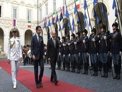 Римский визит Путина подчеркивает важность Италии для России