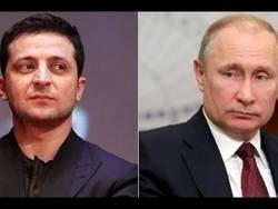 Путина заинтересовала идея Зеленского о встрече в Минске
