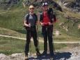 Двух белорусских студентов спасли в горах Швейцарии