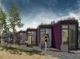 В Англии построят дома из морских контейнеров