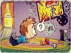Влияние мультфильмов на психику