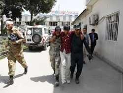 В столице Афганистана прогремел взрыв