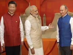 Сближение России и Индии для Китая