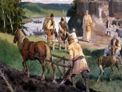 Как и почему развивалась исходная социальная организация племени?