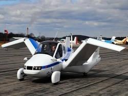 Летающие автомобили от Geely