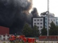 Руан в панике после пожара на химзаводе