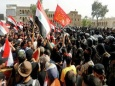 Массовые протесты в Ираке