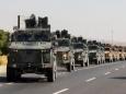 Турецкие войска пересекли границу с Сирией