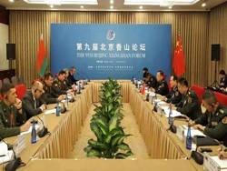 Беларусь и Китай укрепляют военное сотрудничество