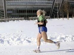 Одна пробежка в неделю снижает смертность