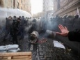В Тбилиси протестующих разогнали водометами