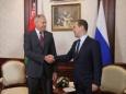 Румас и Медведев сняли половину разногласий