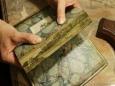 Что скрывается на обрезах старинных книг