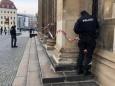 В Дрездене украли драгоценности на миллиард евро