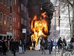 Швеция: как будет разворачиваться Первая межэтническая