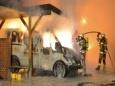 В Берлине практически ежедневно горят автомобили