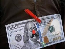 Начинается бунт против доллара?
