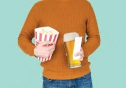 Алкоголь в кинотеатрах США