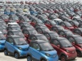 Китайские электромобили для всего мира