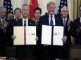 Сделка США и Китая - тело не боится тени