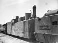 Вермахт против советского бронепоезда