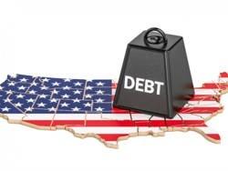 Размер нацдолга США на 2020