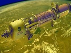 DARPA создает ракету с ядерным двигателем