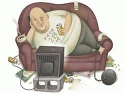 Вред для здоровья подростков от сидячего образа жизни