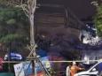В Китае обрушилось здание отеля с отправленными под карантин из-за коронавируса