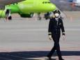 Еще месяц, и в России перестанут летать самолеты