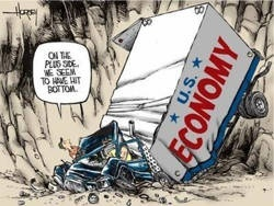 В ближайшее время не следует ждать «отскока» мировой экономики