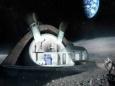 Из чего можно строить базы на Луне?