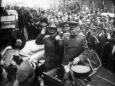 В Праге демонтирован памятник советскому маршалу Коневу