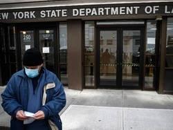 Безработица в США бьет все мыслимые рекорды