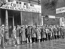 Самый худший за всю историю спад мировой экономики
